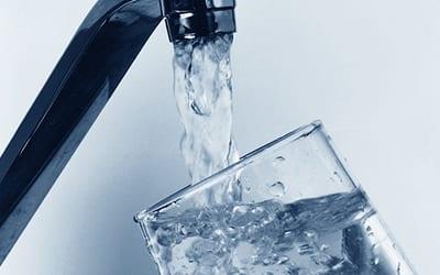 L'eau de nouveau potable