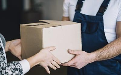 Livraisons UIOSS : consignes obligatoires