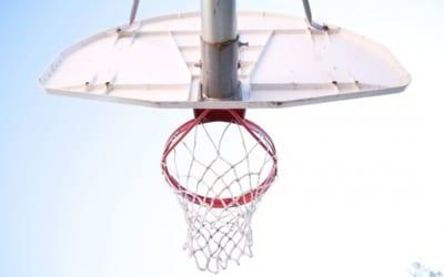 Déplacement du panier de basket