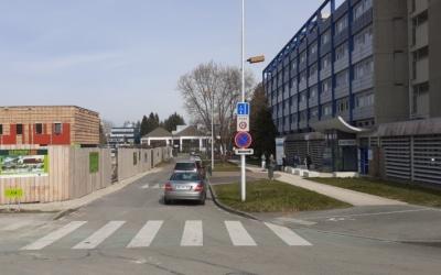 Avenue Léon Blum fermée à la circulation à partir du 17 mai