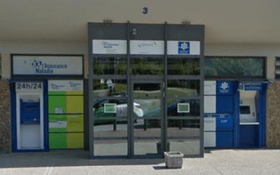 Neutralisation temporaire des bornes CAF et CPAM